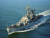 USS Blandy (DD-943)<br /> <br /> Date: October 1966<br /> Location: Hampton Roads VA<br /> Source: Nobe Smith - Atlantic Fleet Sales