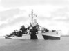 USS Bryant (DD-665)<br /> <br /> Date: Unknown<br /> Location: Unknown<br /> Source: William Clarke - National Archives