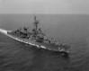 USS Goodrich (DDR-831)<br /> <br /> Date: June 10 1956<br /> Location: Hampton Roads VA<br /> Source: Nobe Smith - Atlantic Fleet Sales