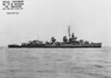 USS Murray (DD-576)<br /> <br /> Date: January 8 1945<br /> Location: Mare Island CA<br /> Source: William Clarke - National Archives