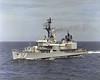 USS Vesole (DD-873)<br /> <br /> Date: 1973<br /> Location: Hampton Roads VA<br /> Source: Nobe Smith - Atlantic Fleet Sales