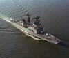 USS Spruance (DD-963)<br /> <br /> Date: July 15 1977<br /> Location: Hampton Roads VA<br /> Source: Nobe Smith - Atlantic Fleet Sales