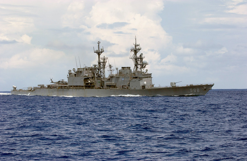 USS PHILIPPINE SEA (CG-58)