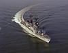 USS Spruance (DD-963)<br /> <br /> Date: October 8 1975<br /> Location: Hampton Roads VA<br /> Source: Nobe Smith - Atlantic Fleet Sales
