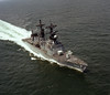 USS Arthur W. Radford (DD-968)<br /> <br /> Date: April 29 1983<br /> Location: Hampton Roads VA<br /> Source: Nobe Smith - Atlantic Fleet Sales