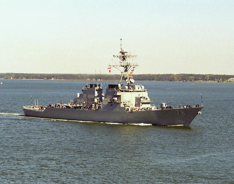 USS Porter (DDG-78)