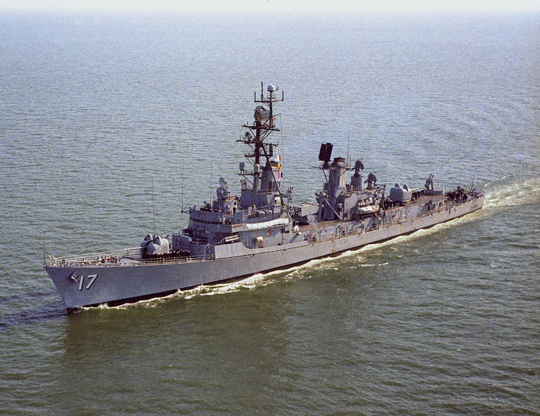 USS Conyngham (DDG-17)