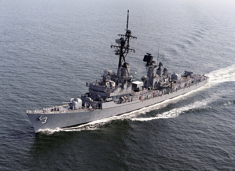USS John King (DDG-3)
