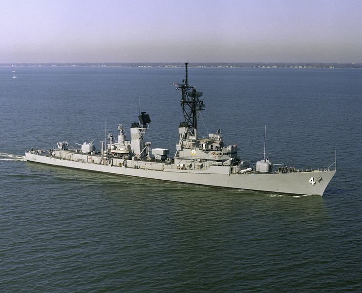 USS Lawrence (DDG-4)