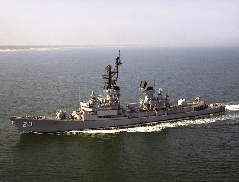 USS Richard E. Byrd (DDG-23)