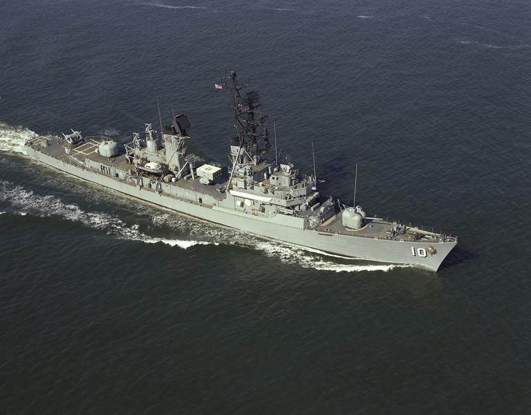 USS Sampson (DDG-10)