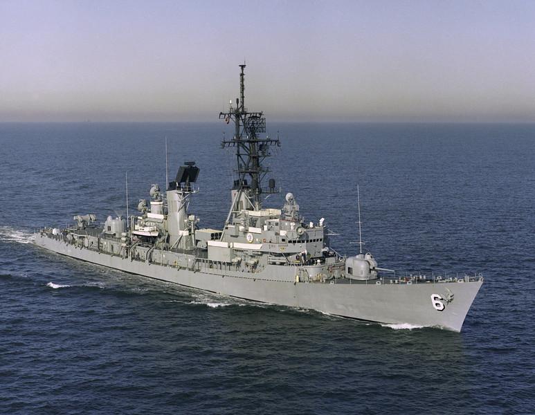 USS Barney (DDG-6)