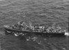 USS Newman (DE-205)<br /> <br /> Date: May 3 1944<br /> Location: Unknown<br /> Source: William Clarke - National Archives