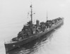 USS Rinehart (DE-196)<br /> <br /> Date: June 8 1945<br /> Location: Unknown<br /> Source: William Clarke - National Archives