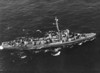USS Liddle (DE-206)<br /> <br /> Date: May 3 1944<br /> Location: Unknown<br /> Source: William Clarke - National Archives