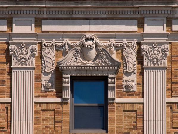 Facade Detail-Lafayette