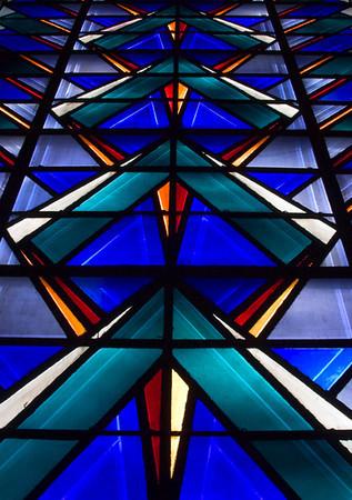 Window-Holy Trinity