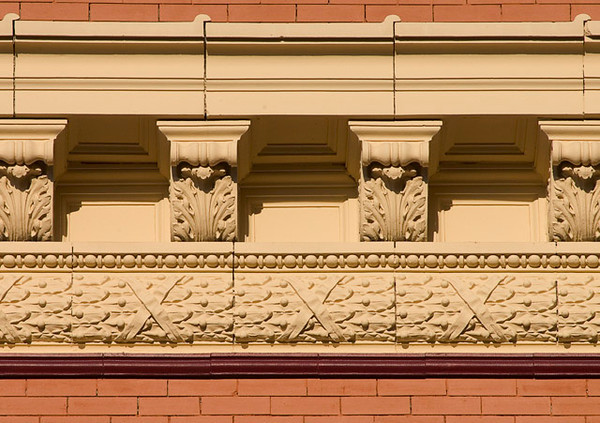 Facade Detail- McGregor
