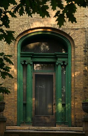 East Door-The Oaks