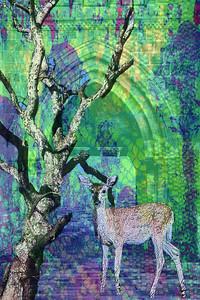Archway Deer