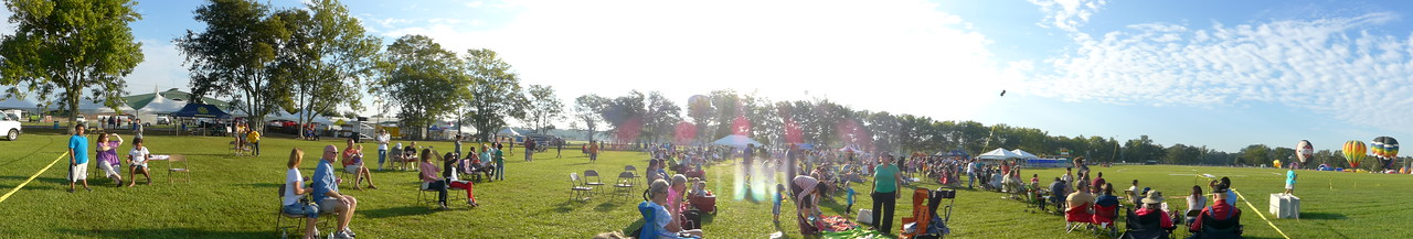 Another Panoramic. Some lens flare.