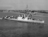 USS Hogan (DMS-6)<br /> <br /> Date: July 29 1943<br /> Location: unknown, based in Norfolk during 1943 doing east coast convoy duty <br /> View: Bow A