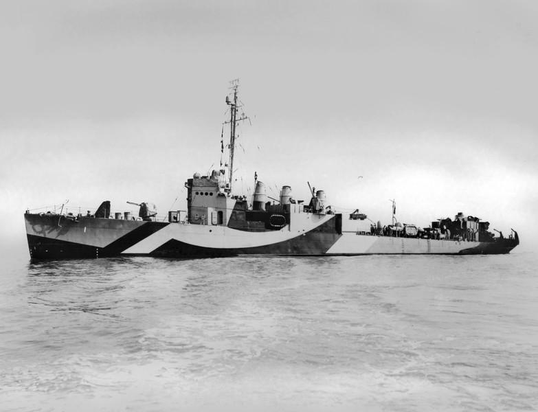 USS Dorsey (DMS-1)