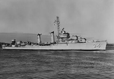 USS Doyle (DMS-34)