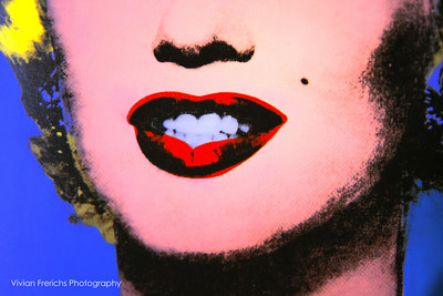 """Hot Lips"" by Vivian Frerichs Used Nik's new Viveza software to get the lips just right."