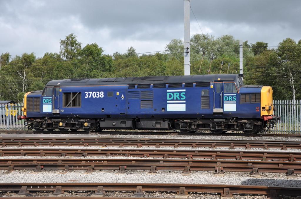 37038, Carlisle Kingmoor.