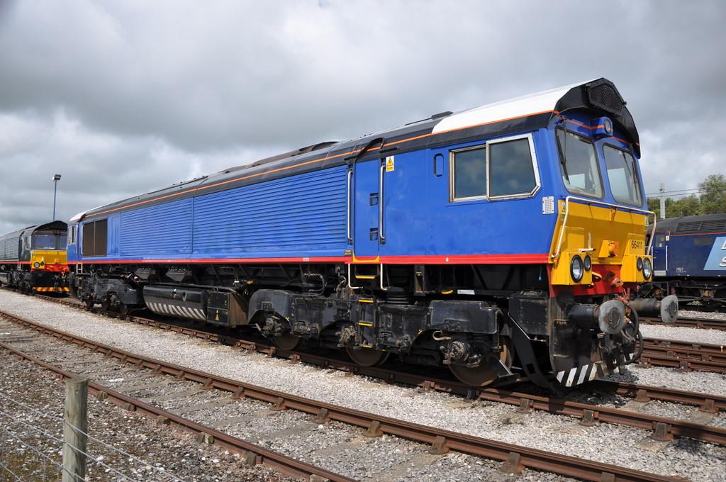 66411, Carlisle Kingmoor.
