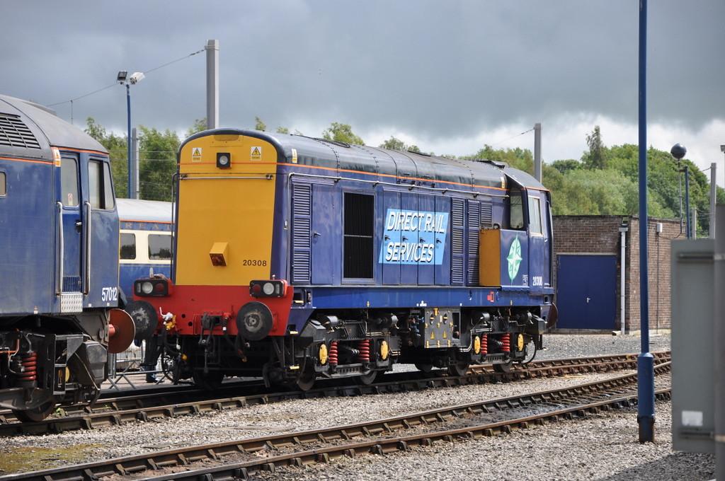 20308, Carlisle Kingmoor.