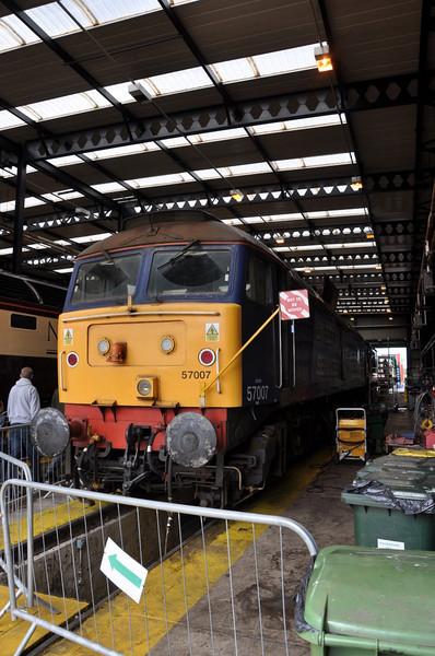 57007, Carlisle Kingmoor.