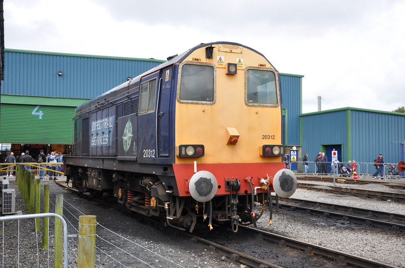 20312, Carlisle Kingmoor.
