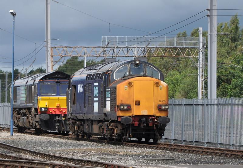 37605, Carlisle Kingmoor.