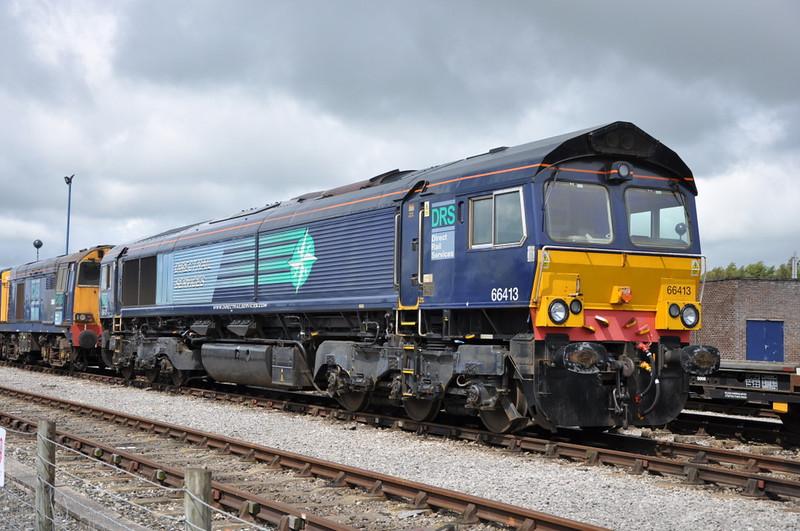 66413, Carlisle Kingmoor.