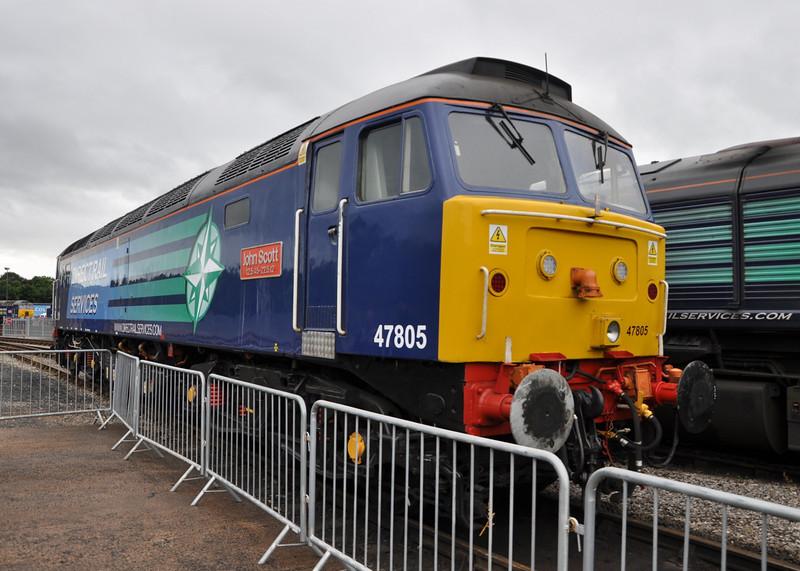 47805, Kingmoor.