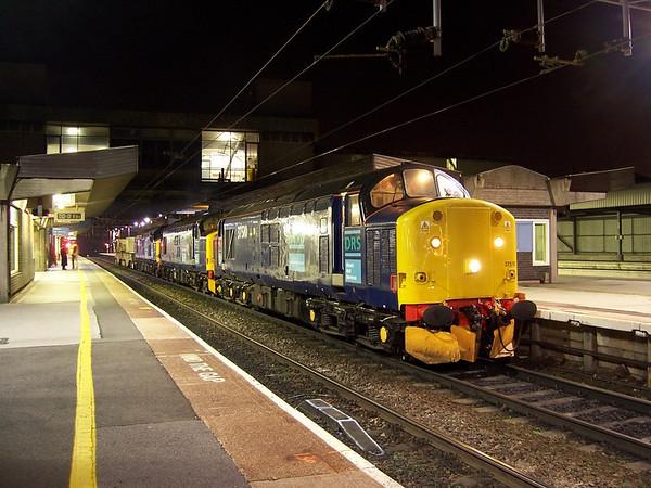DRS locos 2006 onwards