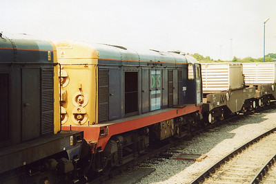 20904. Carlisle Kingmoor. June 2003.