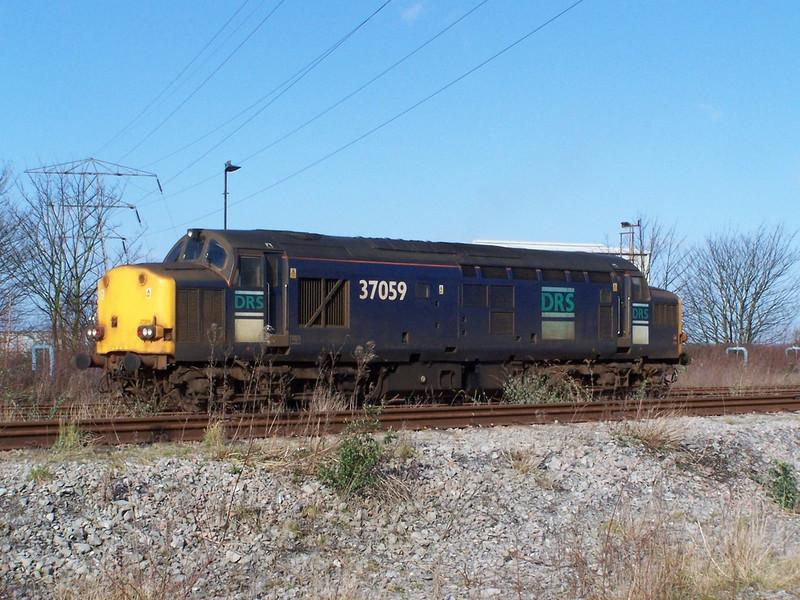 37059, Runcorn Folly Lane. March 2007.