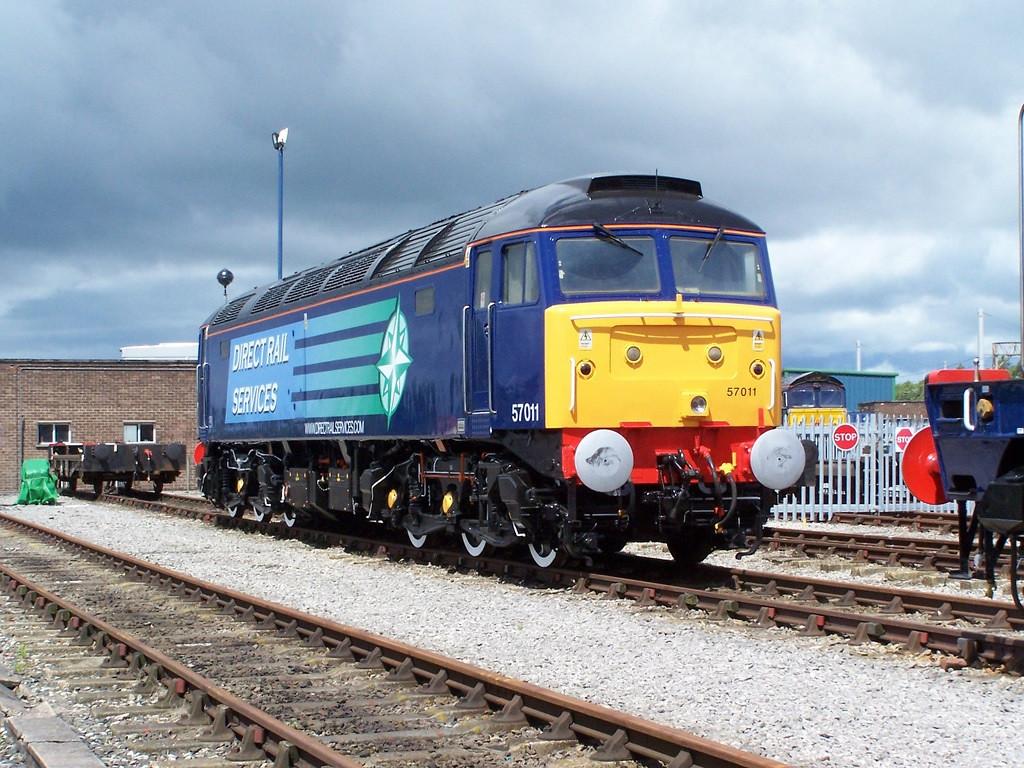 57011, Carlisle Kingmoor. July 2007.