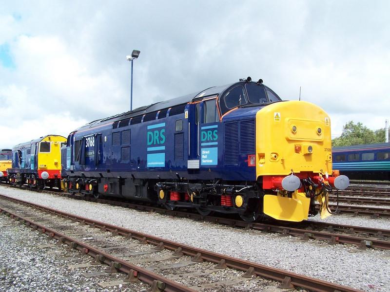 37688, Carlisle Kingmoor. July 2007.