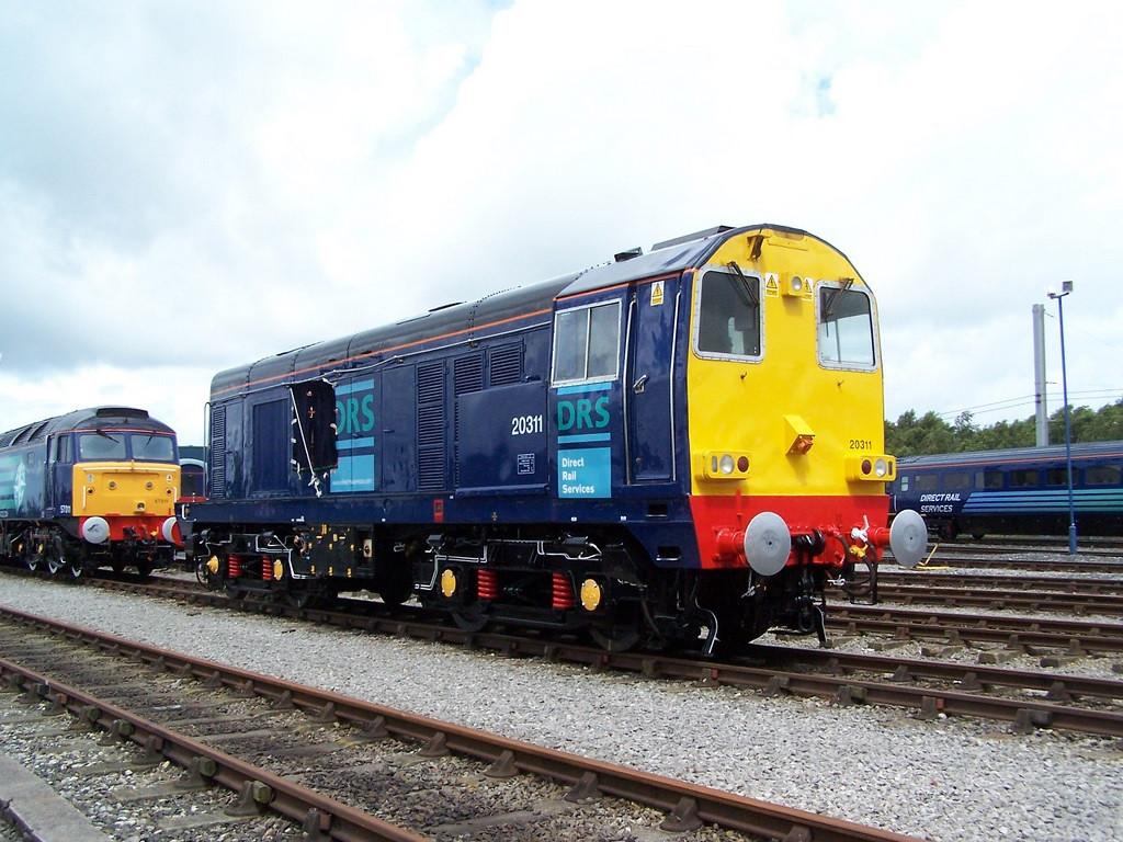 20311, Carlisle Kingmoor. July 2007.