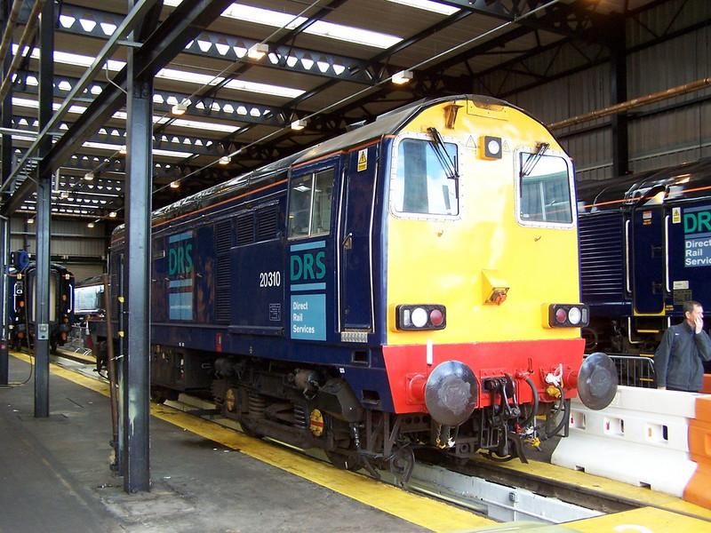 20310, Carlisle Kingmoor. July 2007.