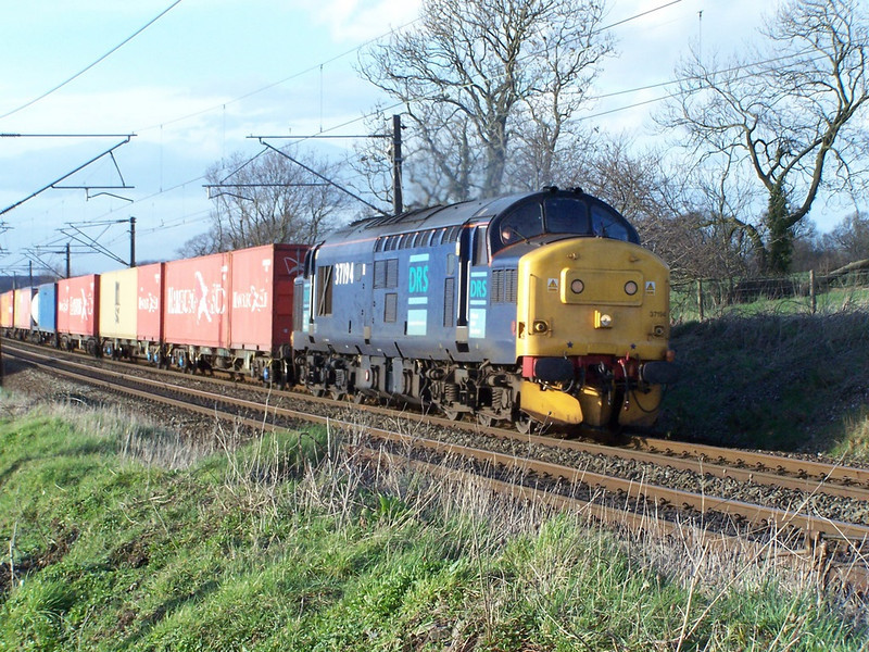 37194, Weaver Junction. March 2007.