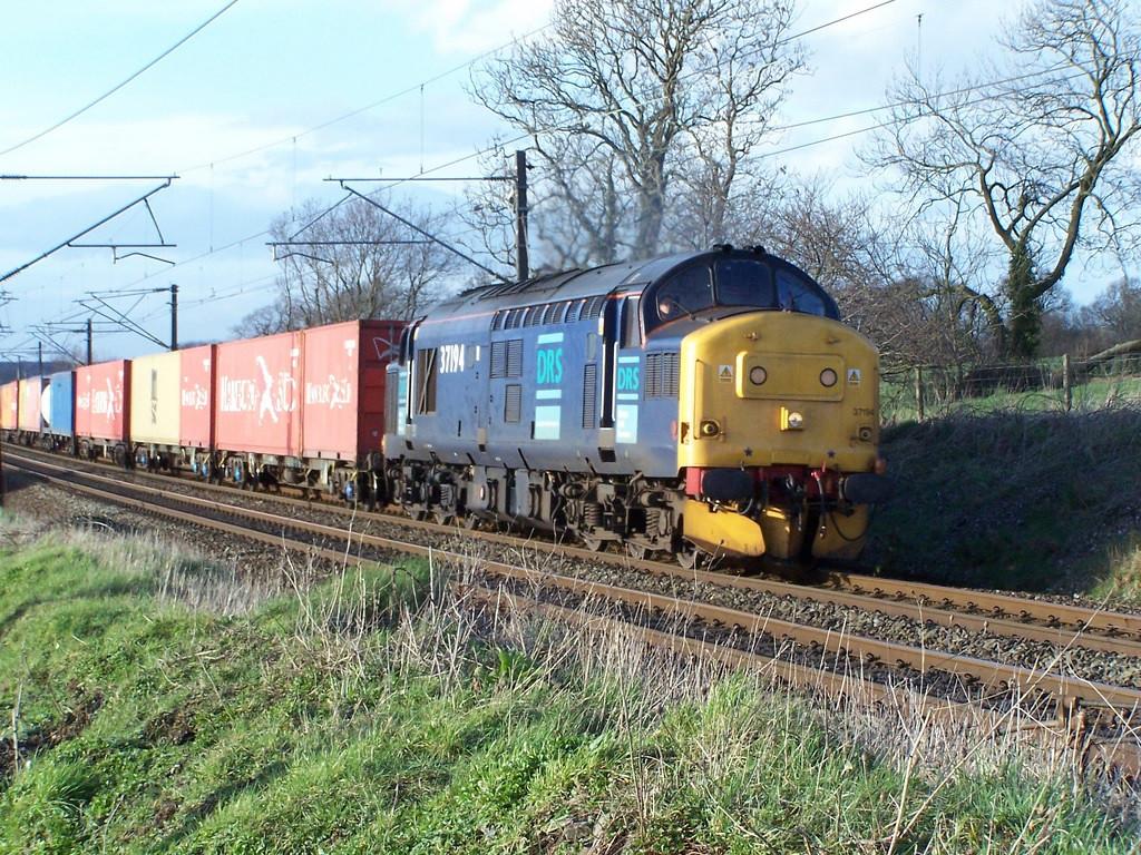 37194, Weaver Junction. March 2007.