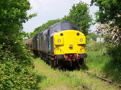 37087 and 37029, Sandbach Albion Chemicals. June 2006.