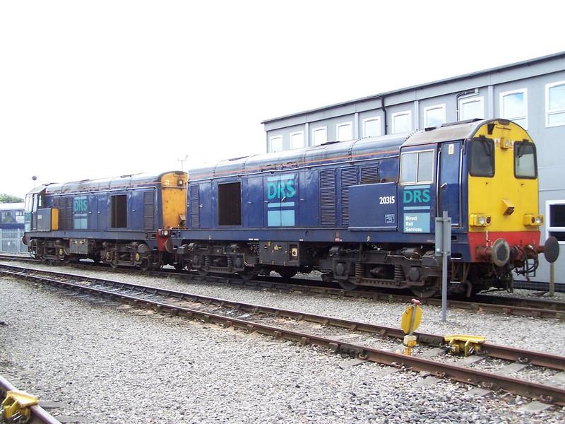 20315, Carlisle Kingmoor. July 2007.