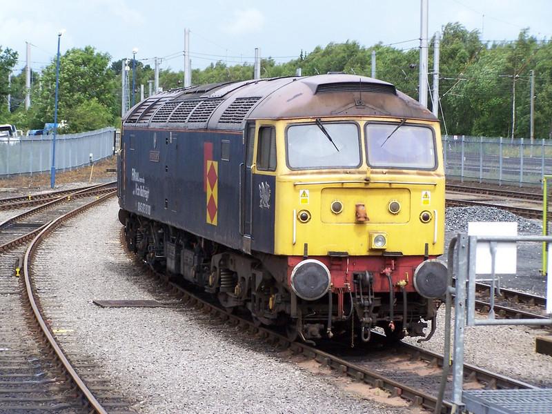 47145, Carlisle Kingmoor. July 2007.