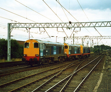 20305, 20904 and 20901. Carlisle. August 2001.